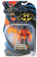 Batman Power Attack Missile Figure Blaze Buster